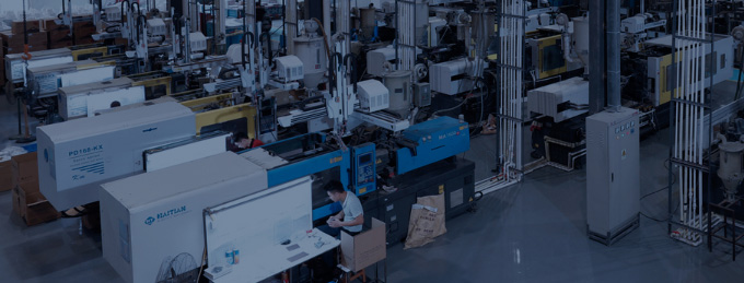 HKY Mold uses injection robots to improve injection molding efficiency