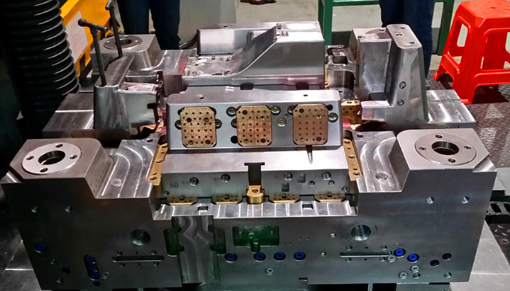 How long does it take to manufacture Plastic injection molds?