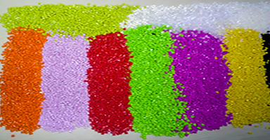 Injection molding material